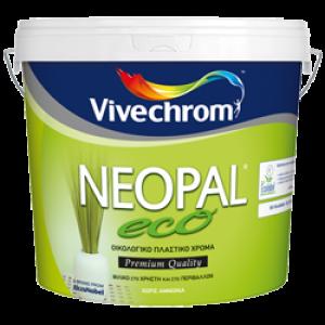 Πλαστικό Οικολογικό Χρώμα Neopal Eco