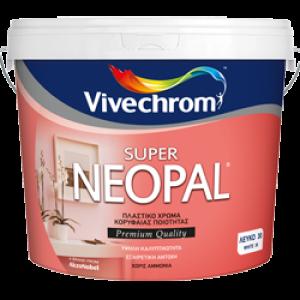 Πλαστικό Χρώμα Super Neopal