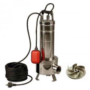 DAB FEKA VS 750MA Ανοξείδωτη υποβρύχια αντλία λυμάτων 1HP – 230V