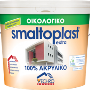 SMALTOPLAST 100% ΑΚΡΥΛΙΚΟ ECO